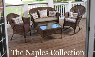 Northcape Naples Wicker Furniture