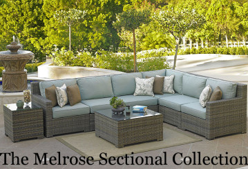 Northcape Melrose Sectional